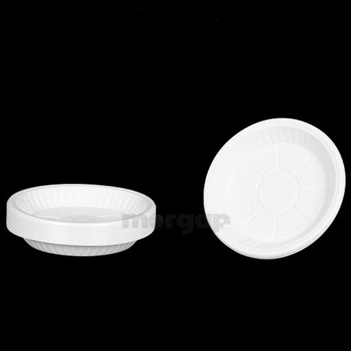 Picture of Plastic plates plain size 26