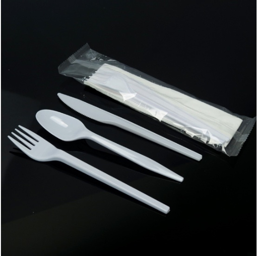 Picture of Cutlery Set Disposable 25 Packet