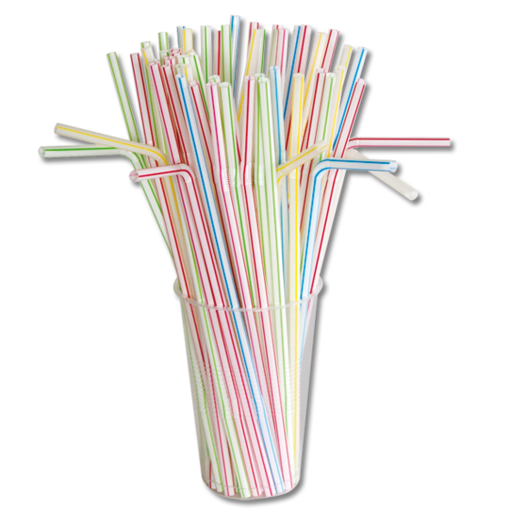 Picture of Drinking Straw Height 23 CM 6 MM