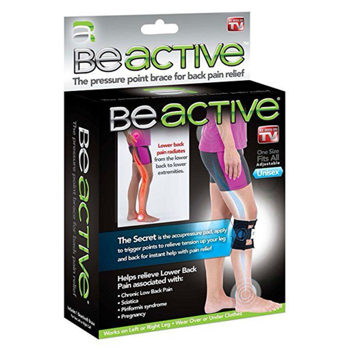Picture of Be active pain relief