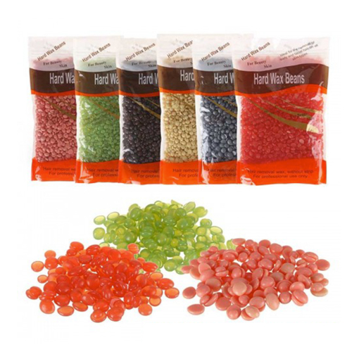 Picture of hard wax beans 500 gram