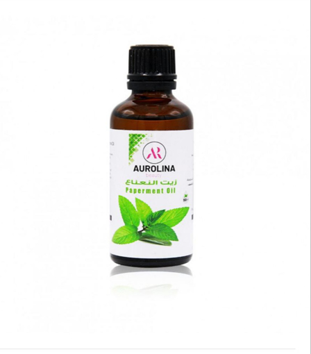 Picture of Aurelina Oil for Body and Hair Mint Beauty_50 ml Pal