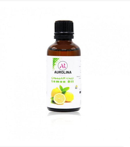 Picture of Aurelina Body and Hair Oil Lemon Beauty_50ml