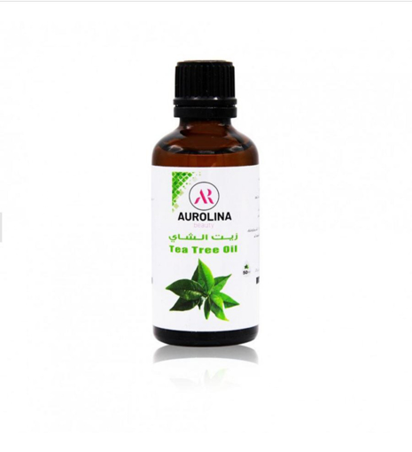 Picture of Aurelina tea tree hair and body care oil Beauty_50ml