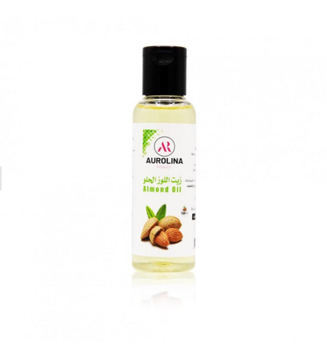 Picture of Orlina Almond Body and Hair Care Oil Beauty_120ml
