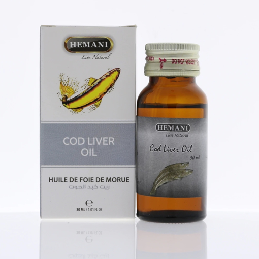 Picture of Cod Liver  Oil 30 ml