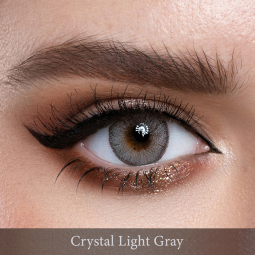Picture of LOROYAL CRYSTAL LIGHT GRAY- monthly