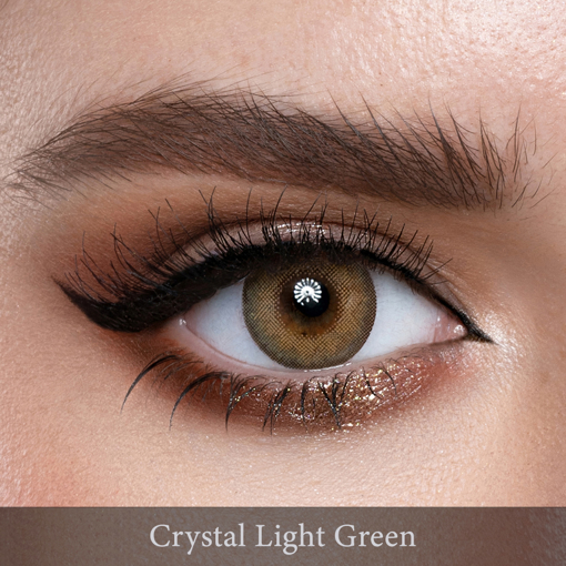 Picture of LOROYAL CRYSTAL LIGHT GREEN- monthly