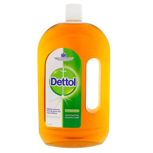 Picture of Dettol Antiseptic and Disinfectant 1 liter