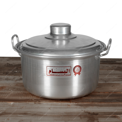 Picture of  JUMBO WASHED COOKING POT W/HDL