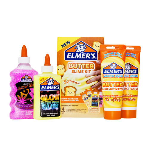 Picture of ELM BUTTER 4CT SLIME KIT