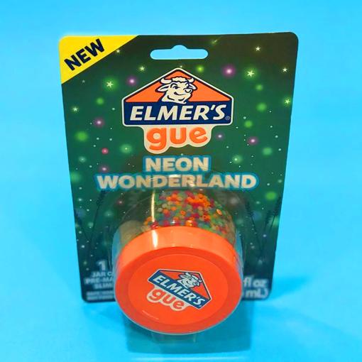 Picture of ELM GITD 1CT PREMADE BLISTER PK (Neon Wonderland)