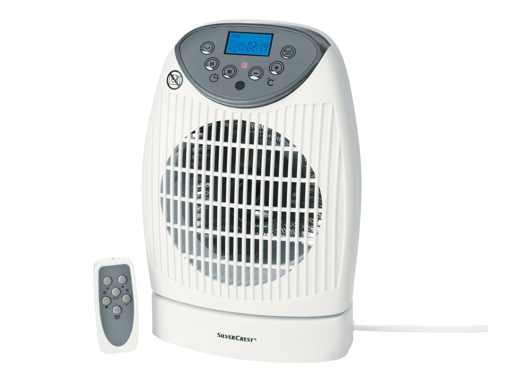 Picture of FAN HEATER WITH REMOTE CONTROL