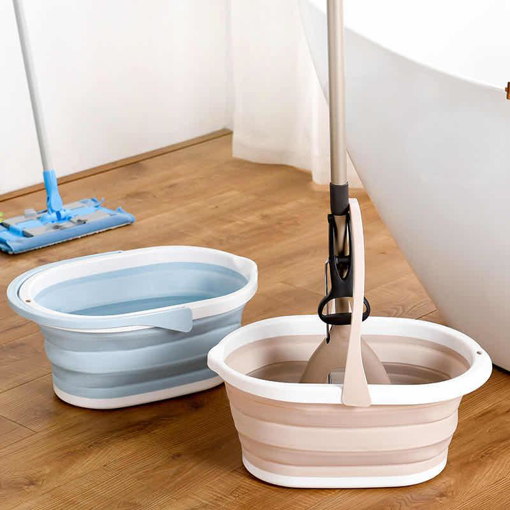 Picture of FOLDABLE FLOOR CLEANING TOOL