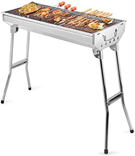 Picture of Canon grill small size 48 X 32 X 30  cm