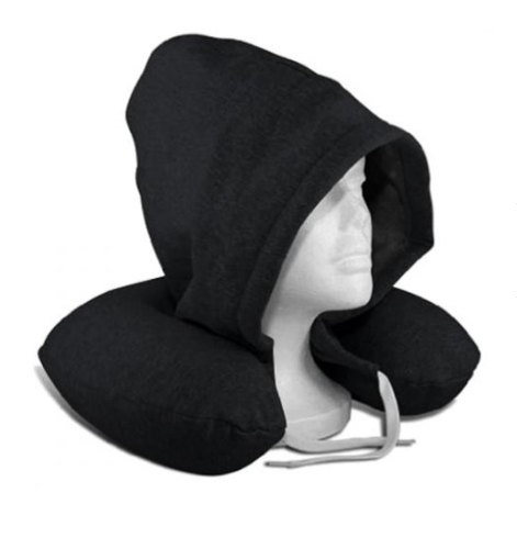 Picture of hoodle neck pillow