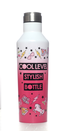 Picture of Class-C-L cylinder   W B  500 ml  6  Designs