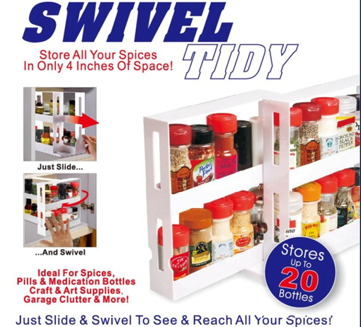 Picture of Slide Swivel TIDY Store