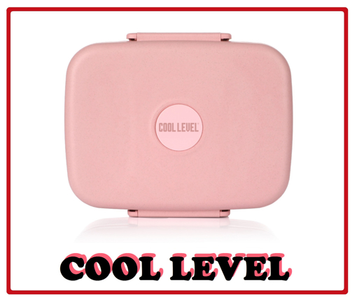 Picture of hot cold food keeper 5 compartment lunch box