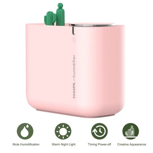 Picture of Cactus Humidifier 3 LTR