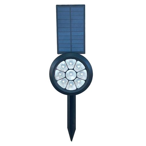صورة ضوء led يعمل بالطاقة الشمسية للحديقة الخارجية