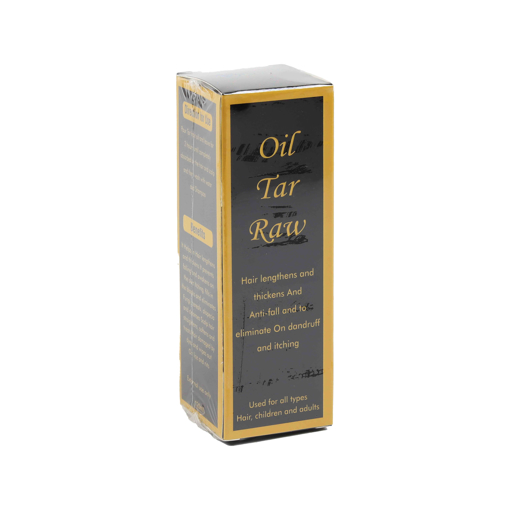 Picture of oil tar raw 120 ml