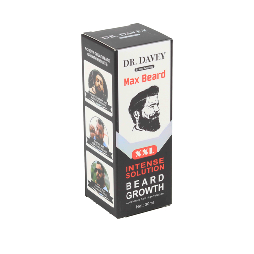Picture of dr,davey intense solution beard growth oil 30 ml