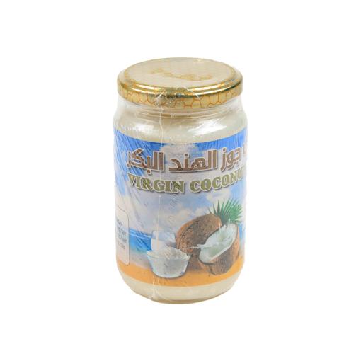 Picture of virgin coconut oil 500 ml