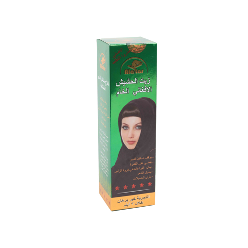 Picture of Alatar Indian hair oil Hemp Seed oil 200 ml