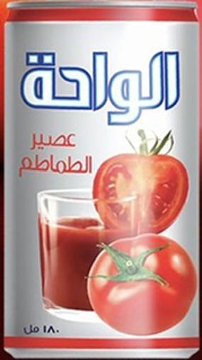عصير طماطم الواحه ١٨٠ مل سعودي مرقاب Morgap