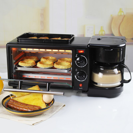 Picture of 3 in 1 breakfast machine