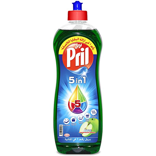 Picture of Prill Dishwashing liquid Apple 1 liter