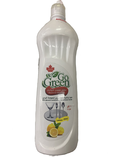 Picture of Go Green 1 liter dishwashing liquid