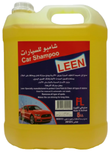 Picture of  car shampoo 5 ltr