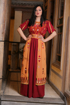Picture of Gergean dress