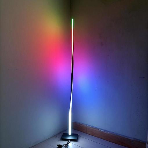Picture of LED corner lighting