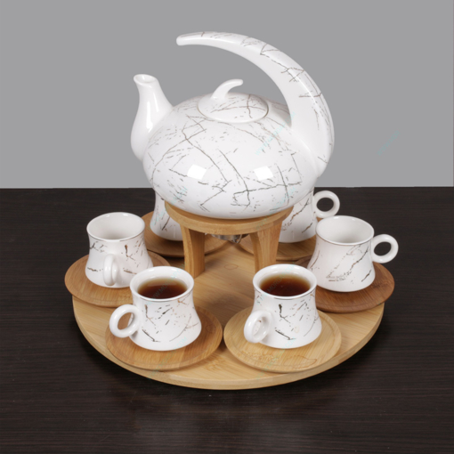 Picture of tea pot set