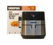 Picture of Geepas digital fryer