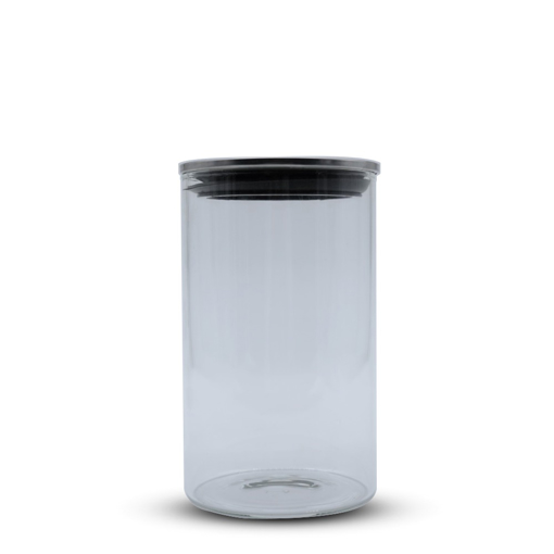 Picture of glass Crystal jar 750 ml