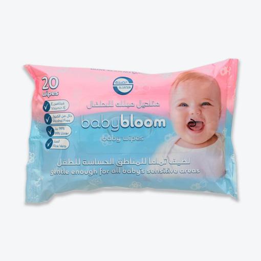 صورة Baby Bloom Wipes
