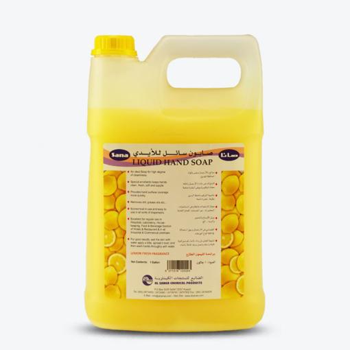 Picture of Liquid Hand Soap 4 litre