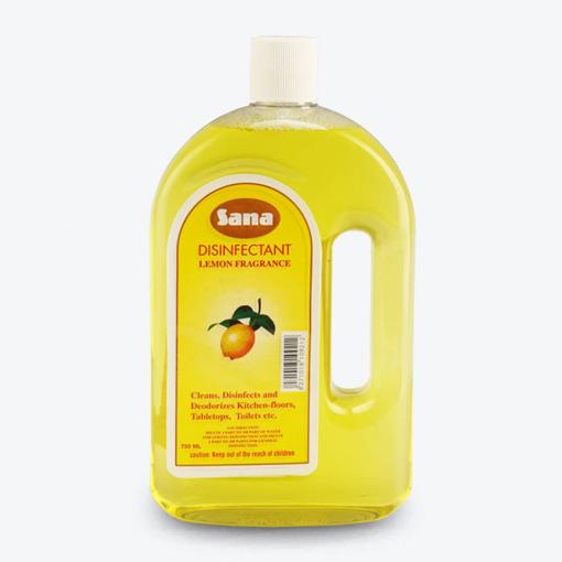 صورة Sana Disinfectant  Lemon 750ML