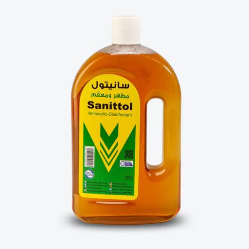 صورة Sanittol Antiseptic Disinfectant 750  ml