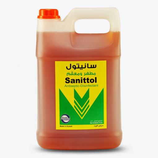 صورة Sanittol Antiseptic Disinfectant  4 litre