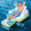 Picture of Green leisure chair for pools