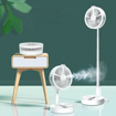 Picture of foldable table fan