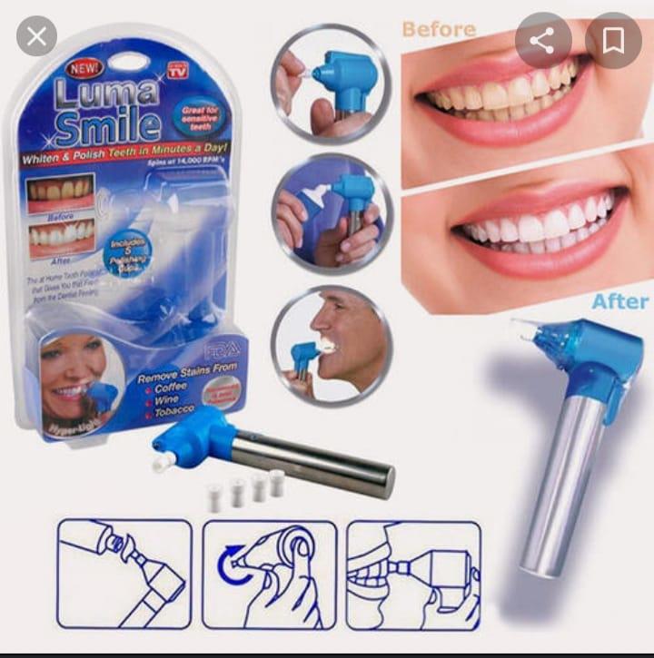 صورة ماكينة تنظيف وتلميع اسنان