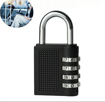 Picture of Four-digit combination lock for travel