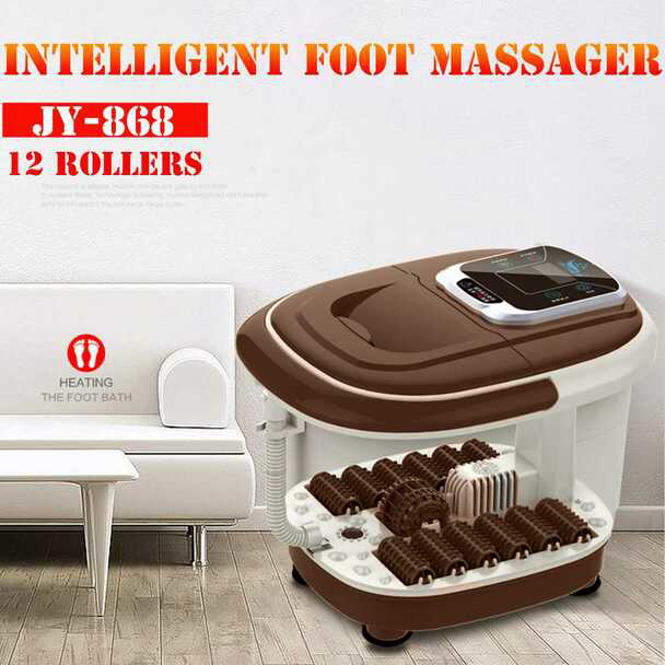 Picture of massager for leg