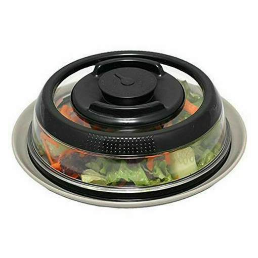Picture of glass food lid